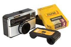 kamera rocznik filmowego zdjęcie royalty free