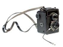 kamera stara Obraz Stock