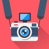 kamera stara Fotografia Stock