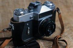 kamera stara Zdjęcie Royalty Free