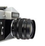 kamera stary nawyk Obrazy Stock