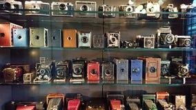Kamera stojak fotografia stock
