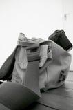 Kamera-Tasche H Stockfoto