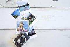 Kamera- und Fotokarten stockbilder