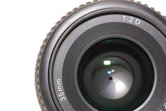 kamera wciąż obiektywu Zdjęcia Stock