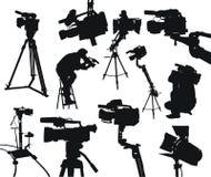 kamera wideo ilustracji