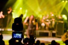 kamera wideo Zdjęcia Royalty Free