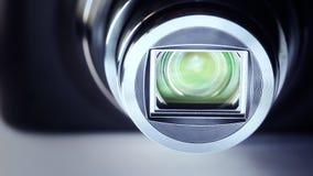 Kamera zoom zbiory wideo