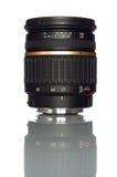 Kamera-Zoomobjektiv Lizenzfreies Stockbild
