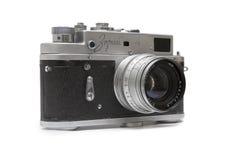 Kamera Zorki 4 Stockfotografie