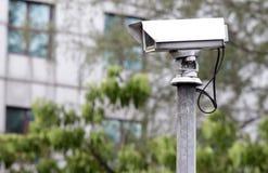 kamerabevakning Fotografering för Bildbyråer
