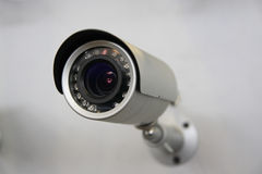 kameracctv-säkerhet Arkivbilder