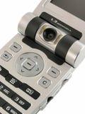 kameracelltelefon Arkivbild