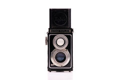 kamerafilmkodak reflex royaltyfri bild