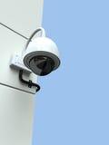 kamerakupolsäkerhet Arkivfoton