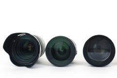 kameralins Arkivfoton