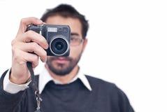 kameraman Arkivbilder