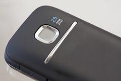 kameramobiltelefon Arkivbild