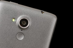 Kameramobiltelefon Arkivfoto