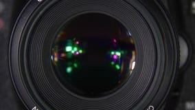 Kameran under skytte arkivfilmer