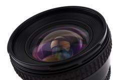 Kameraobjektiv. Lizenzfreies Stockbild