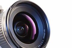Kameraobjektiv Stockbild