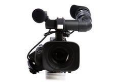 kameraprofessionellvideo Royaltyfria Bilder