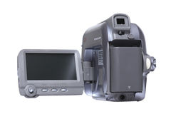Kamerarecorder Lizenzfreies Stockbild