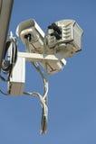 kamerasäkerhet Arkivfoton