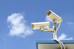 kamerasäkerhet Arkivbilder
