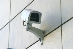 kamerasurveilance Arkivbild