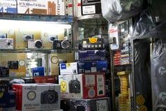 Kamerasystem Lizenzfreie Stockfotografie