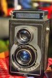 kameratappning Royaltyfri Foto