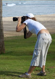 Kameratechnik lizenzfreies stockbild
