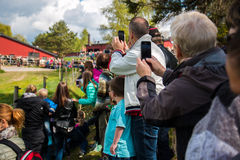 Kameratelefon Lizenzfreies Stockbild
