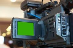 kameravideo Arkivbild