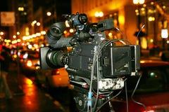 kameravideo Arkivbilder