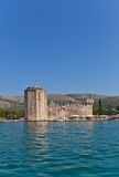Kamerlengo castle (1437). Trogir, Croatia. UNESCO site Royalty Free Stock Images