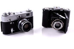 kameror Royaltyfria Bilder