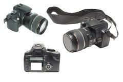 kameror tre Fotografering för Bildbyråer