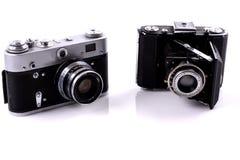 kamery. Obrazy Royalty Free