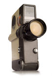 kamery 8mm rocznik Zdjęcie Stock