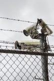 Kamery bezpieczeństwa zdjęcia royalty free