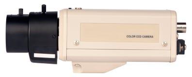 kamery boczny nadzoru widok Fotografia Stock