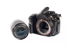 kamery broked dslr Zdjęcie Stock