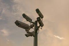 kamery copyspace obfitości ochrona Zdjęcia Stock