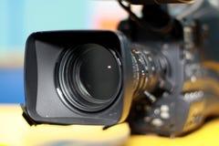 kamery cyfrowej profesjonalistów śliwek ścieżki wideo Zdjęcia Stock