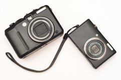 kamery cyfrowy ścisły Obrazy Royalty Free
