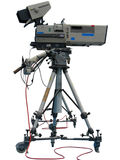 kamery cyfrowy fachowy studia tv wideo Obraz Stock