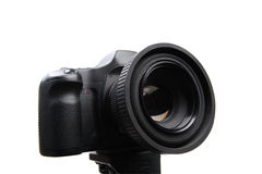 kamery dslr Obrazy Royalty Free
